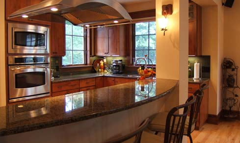 you want your perfect kitchen you want it quick good quality work that you are able to see commitment you want to rest assured that you wont be let - Kitchen Remodeler
